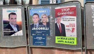 Elections 2021 : les raisons d'un échec pour l'Alsace